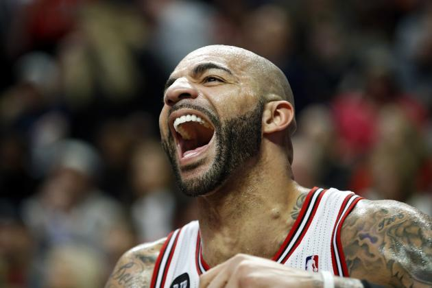 Why Carlos Boozer Will Be the Key to Chicago Bulls' Postseason Success