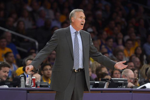 Mike D'Antoni's Lame Duck Status Won't End Well for LA Lakers
