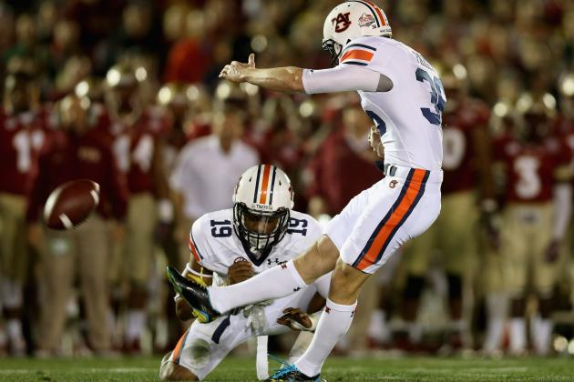 Cody Parkey NFL Draft 2014: Highlights, Scouting Report and More