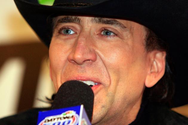 Hawks Have Nicolas Cage Pump-Up Video