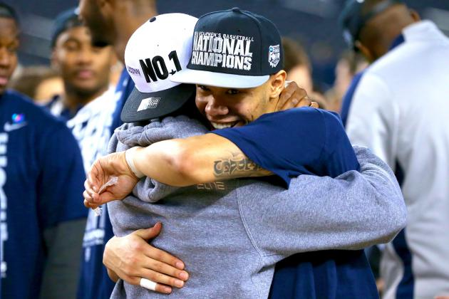 Shabazz Napier Leaving an Unforgettable Legacy Behind at UConn