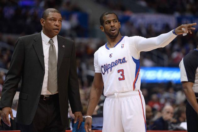 LA Clippers Approach One Franchise Milestone, Adjust Sights to Another