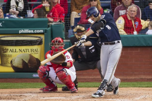 Ryan Braun Proves He's Still Star-Caliber Player with 3-HR Night