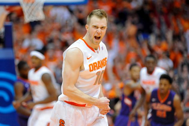 Syracuse Basketball: How Trevor Cooney Can Be More Consistent in 2014-15