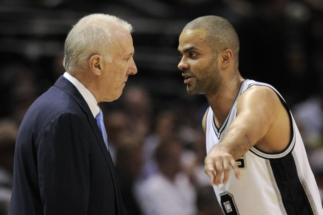 Gregg Popovich Sums Up Secret to San Antonio Spurs' Success in 1 Sentence