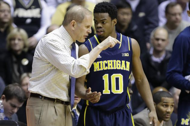 Michigan Basketball: Wolverines Set to Reload in 2014-15, Not Rebuild