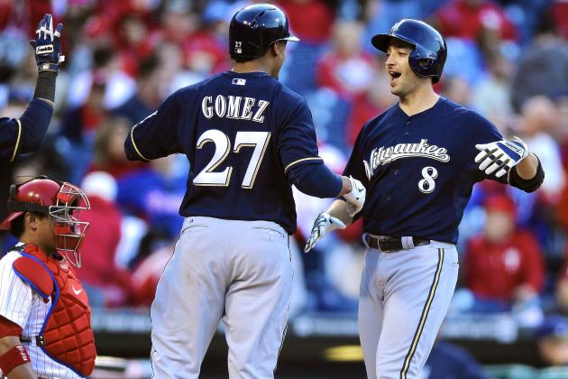 Ryan Braun Poised to Return to Superstar Form After 3-Home-Run Performance
