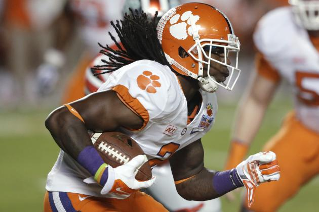 Should Lions Sell the Farm to Trade Up for Sammy Watkins in NFL Draft?