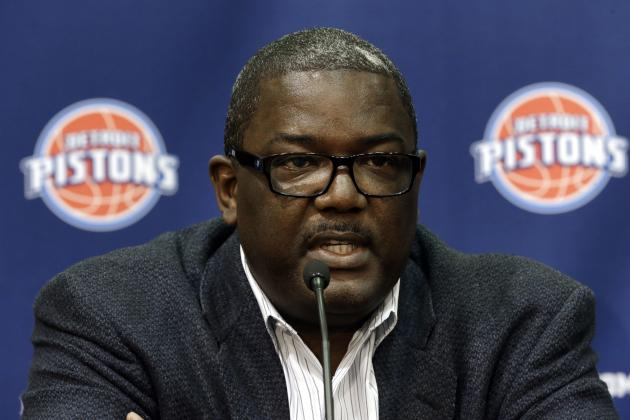 NBA Rumors: Latest Buzz on Tyrone Corbin, Mike D'Antoni and Joe Dumars