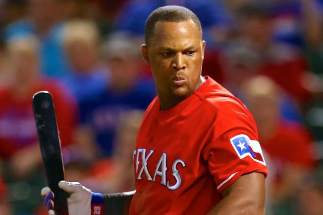 Adrian Beltre Injury: Updates on Rangers Star's Quad and Return