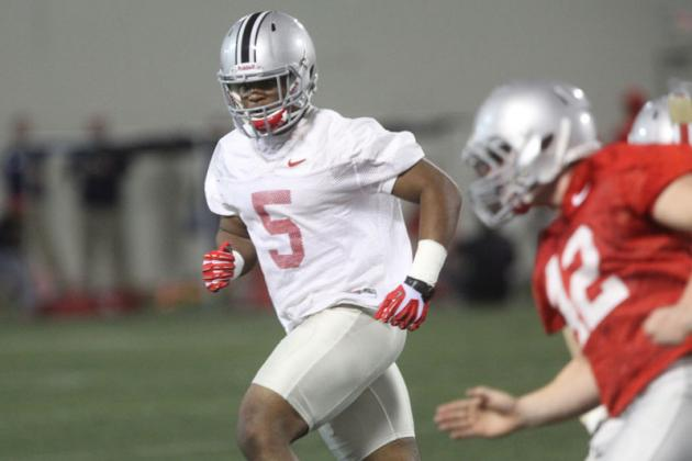 Ohio State Football: Freshmen Looking to Shine in Buckeyes' Spring Game