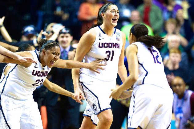 NCAA Women's Championship Game 2014: UConn vs. Notre Dame Score and Recap