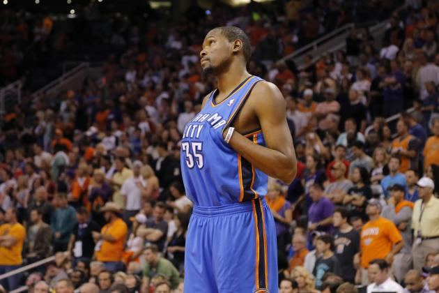 2 Areas the OKC Thunder Must Improve for the NBA Playoffs