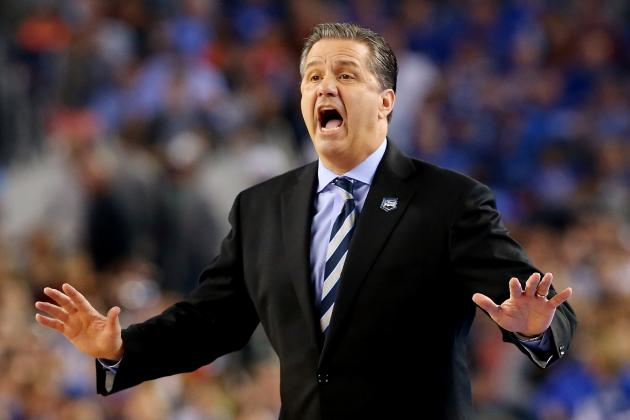 What's Next for Kentucky Wildcats Following NCAA Championship Loss?