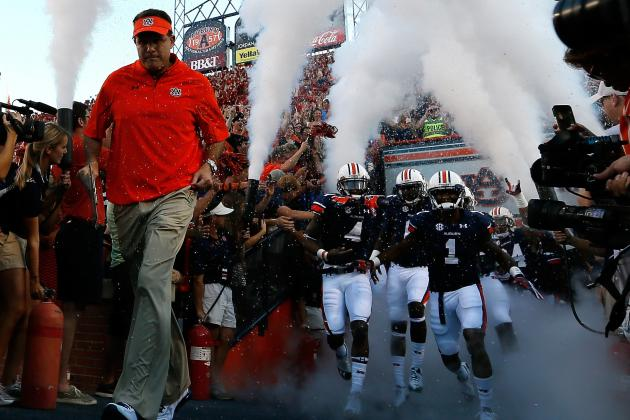 Why D'haquille Williams Will Take Gus Malzahn's Auburn Offense to the Next Level