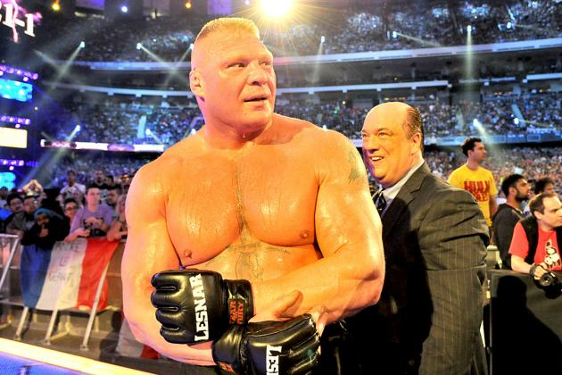 Brock Lesnar Is the Only Man to Carry the Burden of Beating The Undertaker