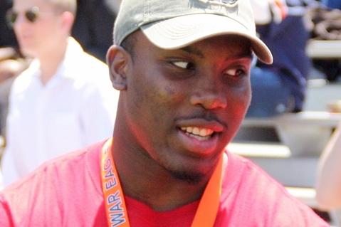 Auburn Football: Meet the Tigers' Wild Card Running Back, Peyton Barber