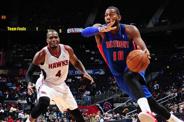 Pistons Hand Hawks Costly Loss 102-95