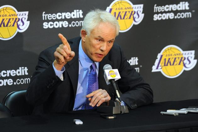 Lakers and GM Mitch Kupchak Agree to Multiyear Contract Extension