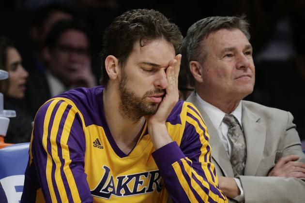 Lakers' Loss to Rockets Clinches Franchise's Worst Record Since Move to LA