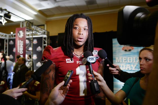 Seattle Seahawks Draft Countdown: Making the Case for Kelvin Benjamin