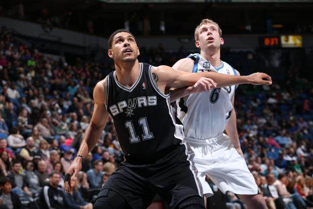 Spurs Routed by Timberwolves