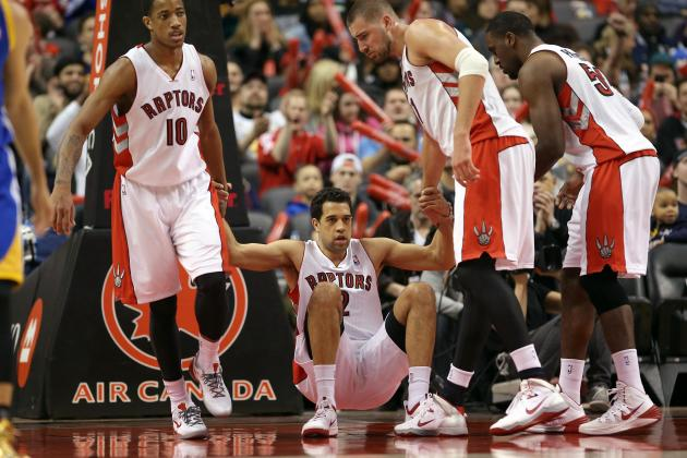 3 Areas the Toronto Raptors Must Improve for the NBA Playoffs
