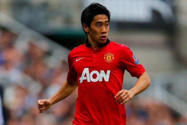 Manchester United: David Moyes Needs to Unleash Shinji Kagawa in UCL 2nd Leg