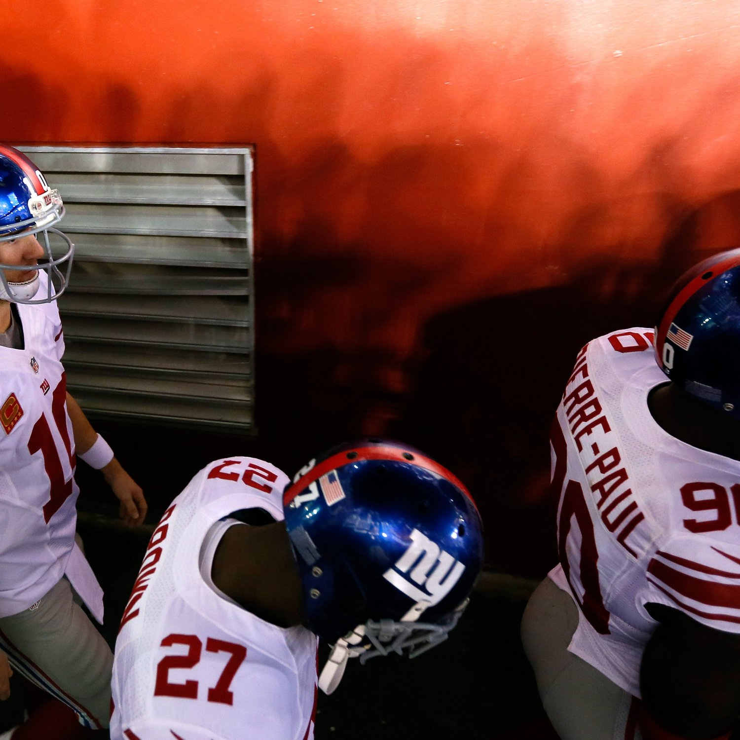 NY Giants' 2014 Season Depends On Rebounds Of Eli Manning