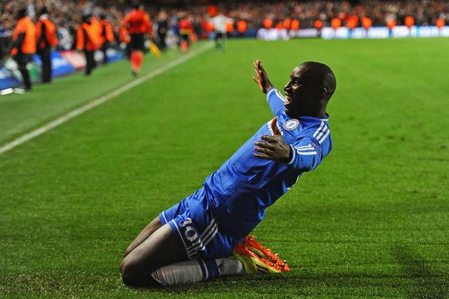 Demba Ba Hits Back at Jose Mourinho over Chelsea Strikers After PSG Winner