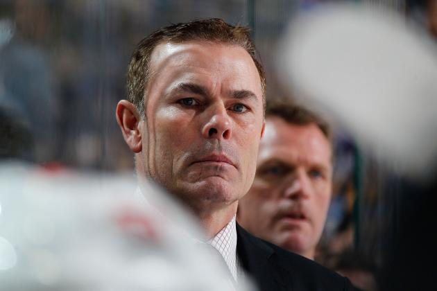 Adam Oates on Chopping Block as Washington Capitals Falter Down the Stretch