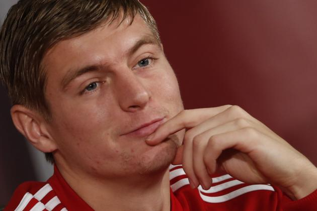 Manchester United Transfer News: Huge Toni Kroos Promise Made by Bayern Munich