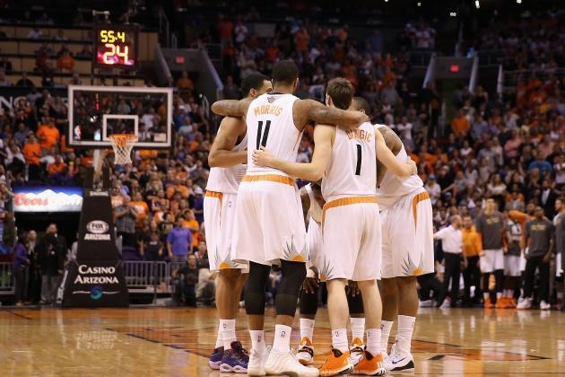 3 Areas the Phoenix Suns Must Improve