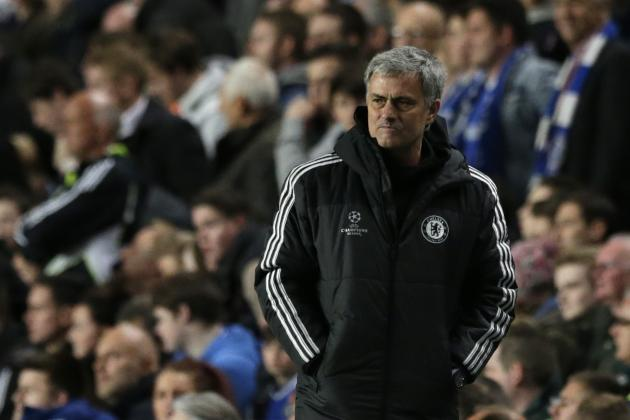 Mourinho Still Has Moments of the Old Magic in the Champions League