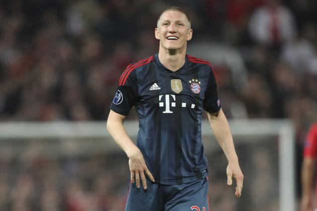 Bayern Munich Ban Slammed by the Mirror After Bastian Schweinsteiger Headline