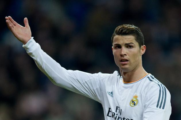 Cristiano Ronaldo Video Highlights as Star Rages at Real Madrid Against Dortmund