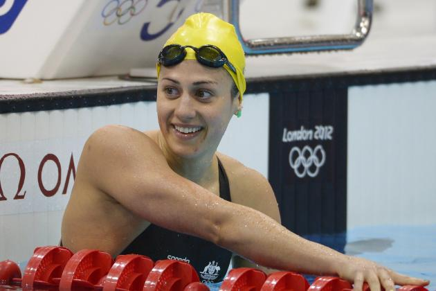 Australia's Former Olympic Champion Rice Retires at 25