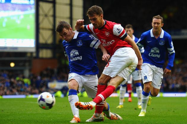 Why Aaron Ramsey Must Start for Arsenal in FA Cup Semi-Final vs. Wigan Athletic