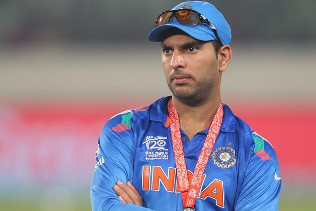Yuvraj Singh's Critics: World Cricket's Clowns of the Month, March 2014