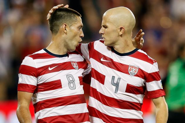 Why Playing in MLS Should Help Clint Dempsey and Michael Bradley in World Cup