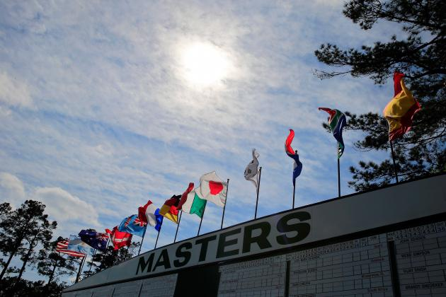 Masters Weather 2014: Latest Reports on Augusta's Daily Forecast Before Round 1