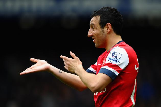 Santi Cazorla Warns Arsenal He May Leave If They Don't Win Trophies