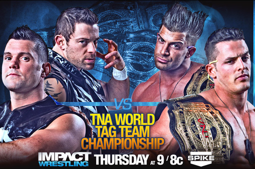 TNA Impact Wrestling: Complete Preview, Rumors, News and More for April 10