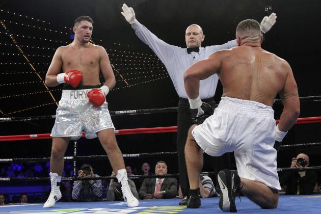 Hughie Fury vs. Danny Hughes: Fight Time, Date, TV Info, Preview and More