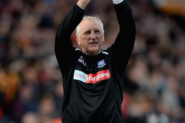 Tranmere Sack Ronnie Moore for Breaching Contract