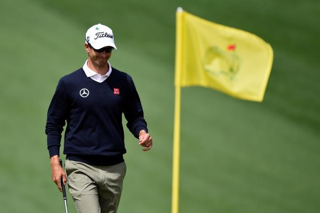 Masters Predictions 2014: Final Day 1 Projections for the Augusta Field