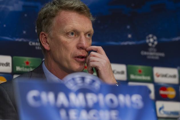 David Moyes Taunts Nervous Bayern Munich Ahead of Manchester United Showdown