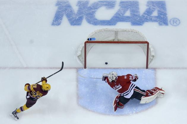 NCAA Frozen Four 2014: Schedule, Bracket, Live Stream Info and Predictions