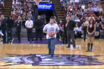 Fan Drains Half-Court Shot, Wins Car
