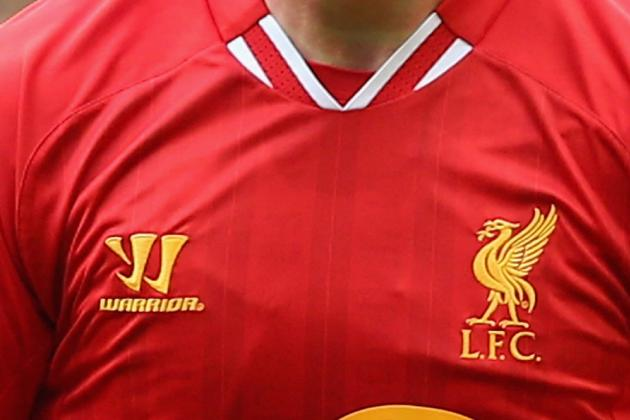 Liverpool's New 2014-15 Kits Allegedly Leaked Online